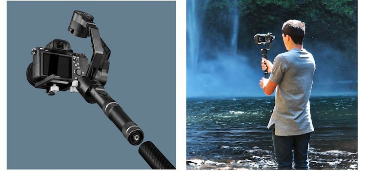12 Best Gimbal Stabilizers for DSLR Camera