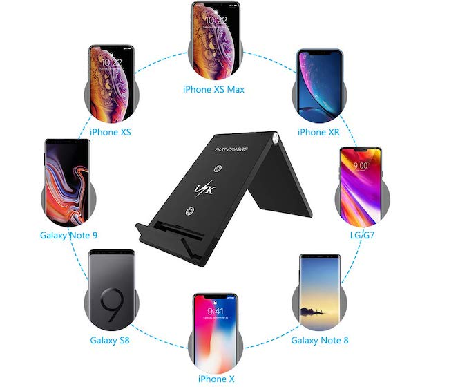 best galaxy s10 wireless charging pads