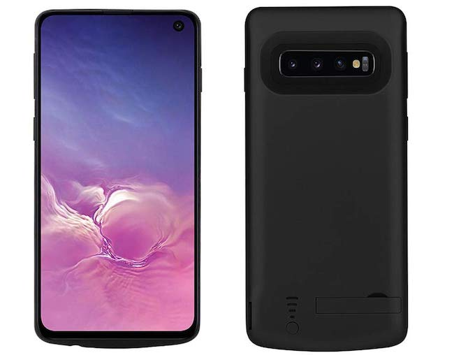 best samsung galaxy s10 battery cases