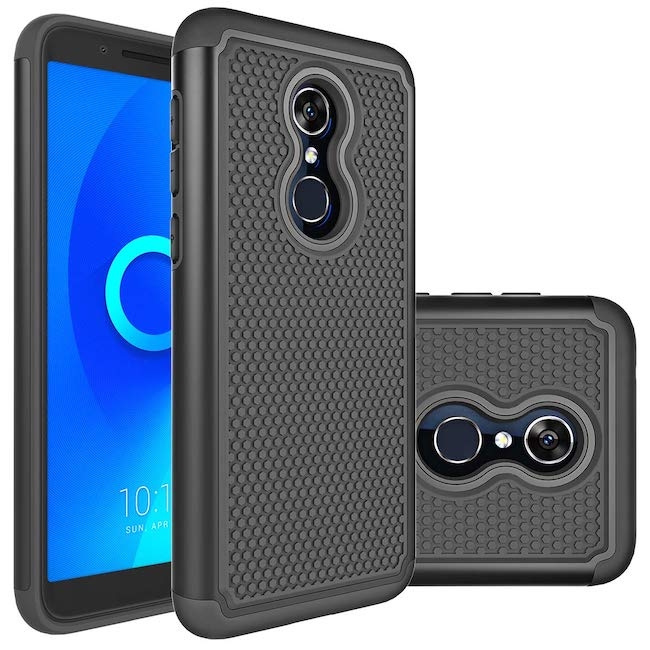 best tmobile revvl2 cases