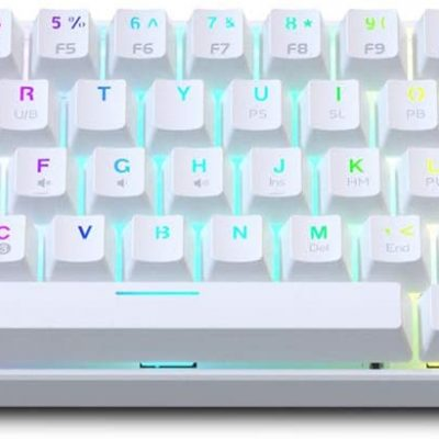 10 best white mechanical keyboards in 2021: Reviews & Buying Guide