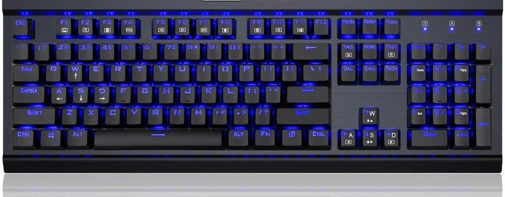 Top 7 Best RGB Mechanical Keyboards In 2021: Reviews & Guides