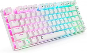 HUO JI Z88 Z-88 RGB Mechanical Gaming Keyboard